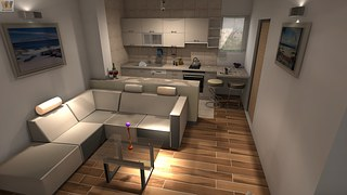 Odpowiednie projektowanie mieszkalnych wnętrz